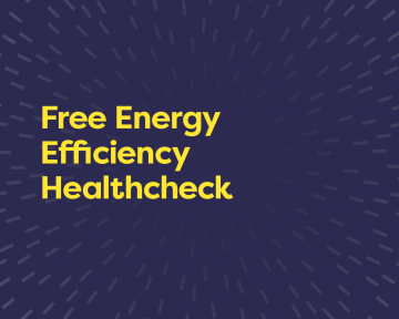 Free Energy Efficiency Healthcheck